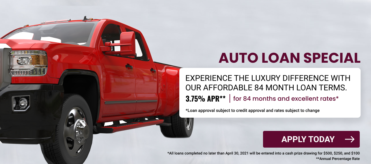 Auto Loan Special Truck